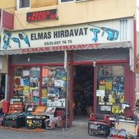 Photo taken at Elmas Hırdavat by Aykut Ş. on 4/10/2014
