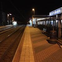 Photo taken at Station Heist-op-den-Berg by Kevin S. on 11/28/2014
