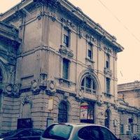 Photo taken at Stazione Falconara Marittima by Nicoletta @trinityquepasa on 12/8/2012