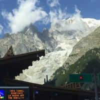 Das Foto wurde bei Traforo Monte Bianco [T1] - Piazzale Sud von Carolyne K. am 8/17/2017 aufgenommen