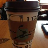 Photo taken at Caribou Coffee by Justin H. on 3/9/2013