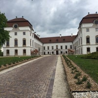 Photo taken at Pápai Esterházy Kastély by Annamaria K. on 4/17/2017