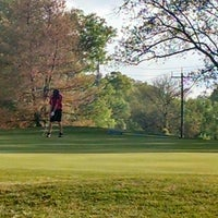 Photo taken at Brown Acres Golf Course by Katrina M. on 4/23/2014