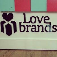 Photo taken at Love Brands Guaxupé by Fernanda M. on 4/9/2014