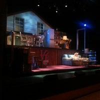 Photo taken at Kansas City Repertory Theatre: Copaken Stage by Susan C. on 4/17/2014