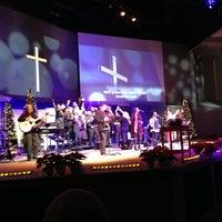 Photo taken at Vineyard Columbus by John L. on 12/25/2012