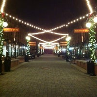 Photo taken at Brightleaf Square by Carly on 12/2/2012