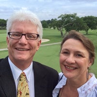 Photo taken at Country Club of Charleston by Don F. on 6/7/2014