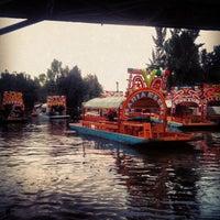 Foto tomada en Embarcadero Nuevo Nativitas por Fhil N. el 6/17/2013