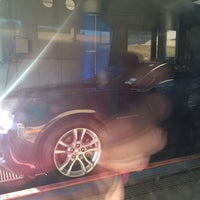 Photo taken at Forest Car Wash by Kirsten O. on 1/20/2014
