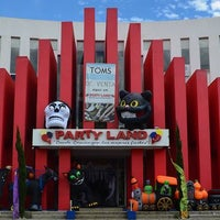 Photo taken at Party Land by Javier R. on 5/19/2014