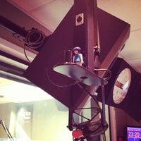 Photo taken at 98,5 FM by Daphné T. on 5/9/2013