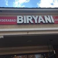 Das Foto wurde bei Hyderabadi Biryani Corner von Truptesh M. am 11/11/2016 aufgenommen