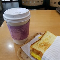 Photo taken at Isaac Toast by Mikyung Y. on 2/24/2018