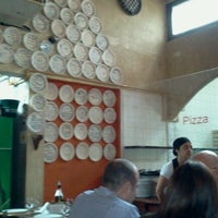 Photo taken at Gioconda Heleniká Pizza Grega by Claudio on 3/19/2013