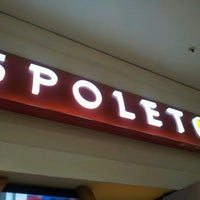 Photo taken at Spoleto Culinária Italiana by Rodrigo D. on 4/9/2012