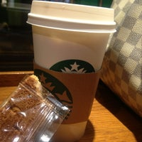 Photo taken at Starbucks by Gizem A. on 2/20/2013
