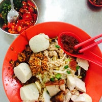 Photo taken at Restoran Kim Seng (金星茶餐室) by Tay C. on 3/14/2015