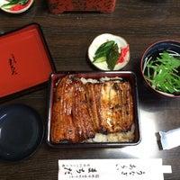 Photo taken at 町田うなぎ店 by Sakura y. on 5/25/2014