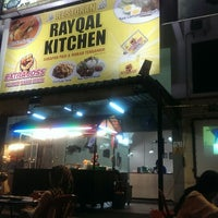 Photo taken at Rayqal Kitchen by Asyraf R. on 4/16/2014