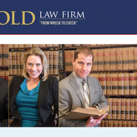Photo taken at The Gold Law Firm by David G. on 11/9/2016
