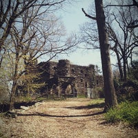 Photo taken at Tarrywile Park and Mansion by Jacob B. on 4/28/2013