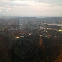 Das Foto wurde bei Bergrestaurant Uto Staffel von Victoria K. am 10/1/2014 aufgenommen