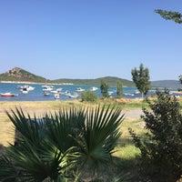 Photo taken at Çamlık Belediye Gazinosu by M Tarık Ö. on 8/5/2018