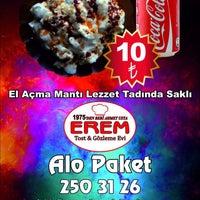 Photo taken at Erem Tost Evi by Ergin E. on 4/12/2016