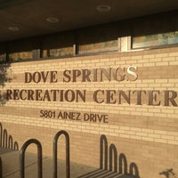 Photo taken at Dove Springs Recreation Center by Carlos R. on 10/24/2016