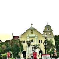 Photo taken at Santuario de San Antonio Parish by Kath on 5/31/2013