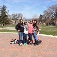 Photo taken at The Quad by Rebecca M. on 4/10/2014