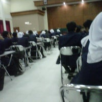 Photo taken at Aula H5 Fakultas Teknik Universitas Negeri Malang by zaza n. on 7/15/2013
