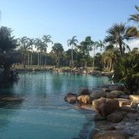 Photo taken at Ohana Resort And Restaurant by Jill I. on 4/26/2014