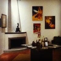 Photo taken at El Zaguán Bed & Art by Isabel C. on 1/27/2013