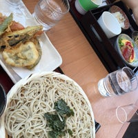 Photo taken at 三宝庵 溝ノ口店 by ellie on 7/28/2015