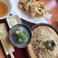 Photo taken at 三宝庵 溝ノ口店 by ellie on 6/13/2017