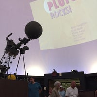 Photo taken at UWM Manfred Olson Planetarium by Latoiya A. on 8/1/2015