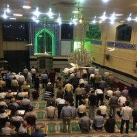 Photo taken at مسجد باقرالعلوم by Samaneh S. on 5/11/2014