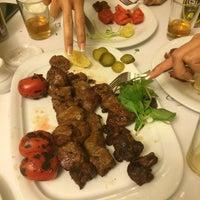 Photo taken at Reyhoon Restaurant by Samaneh S. on 3/4/2015