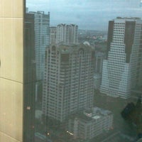 Photo taken at TELUS International Philippines Inc. by Carling T. on 6/19/2013