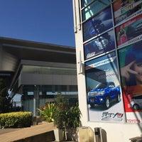 Photo taken at Toyota Northern Lampang by PINTREE on 1/16/2016