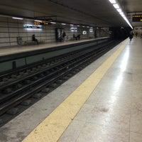 Photo taken at Metro Quinta das Conchas [AM] by Carolina C. on 2/19/2016