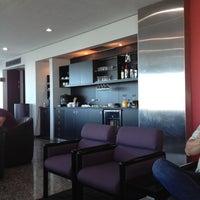 Photo taken at Airport Club Panamá by Sofía M. on 1/13/2013
