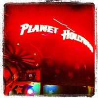 Photo taken at Planet Hollywood by Kaká B. on 1/9/2013