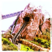 Photo taken at Expedition Everest by Kaká B. on 1/8/2013