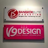 Photo taken at Bangkok Elite Marketing Co.,Ltd. by Nuchiiz N. on 8/29/2013