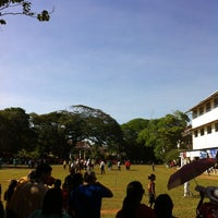 Photo taken at Ladies College by THE Z WORLD Z. on 2/16/2013