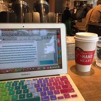 Photo taken at Starbucks by Maryam S. on 11/6/2016