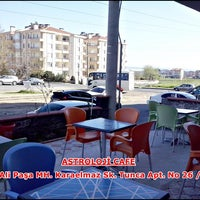 Photo taken at Astroloji Kafe by Can K. on 4/10/2014